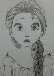 صور بنات رسومات , وجوة فتيات جميلة مرسومة بالفحم