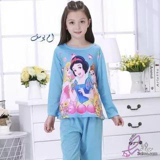 بالصور بيجامات بنات , اجمل ملابس البيت للفتيات الصغار 1063 7