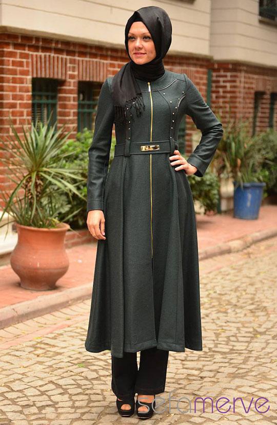 بالصور ازياء محجبات , اجمل ملابس المحجبات العصرية 1074 2