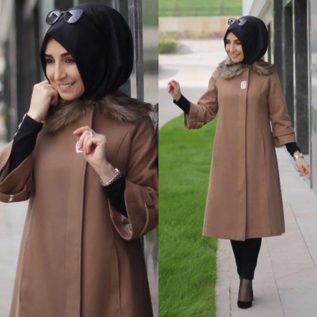 بالصور ازياء محجبات , اجمل ملابس المحجبات العصرية 1074 3
