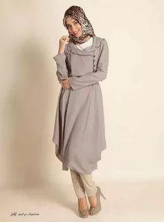 بالصور ازياء محجبات , اجمل ملابس المحجبات العصرية 1074 5