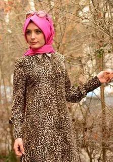 بالصور ازياء محجبات , اجمل ملابس المحجبات العصرية 1074 7