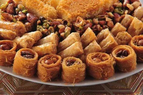 بالصور حلويات شرقية , اجمل صور الحلويات الشرقية 1076 2