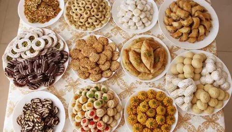 بالصور حلويات شرقية , اجمل صور الحلويات الشرقية 1076 7