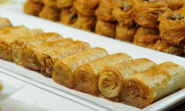 بالصور حلويات شرقية , اجمل صور الحلويات الشرقية 1076 8
