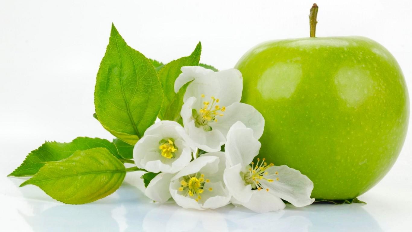 بالصور رجيم التفاح الاخضر , تعرف على مكونات رجيم التفاح الاخضر 1086