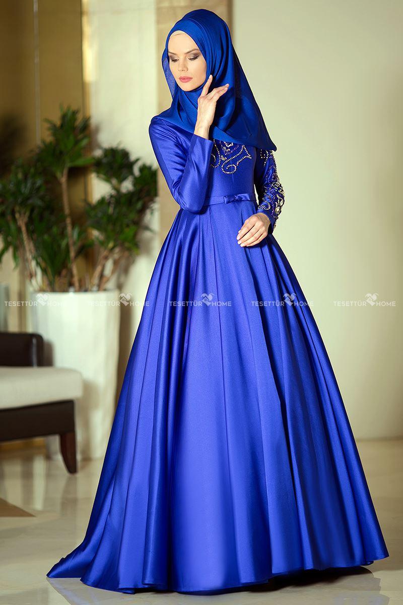 بالصور صور فساتين سواريه , اجمل التصميمات لفستان سوارية انيق ومميز 1113 6