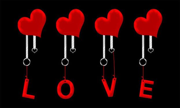 بالصور صور مكتوب عليها حب , كلمة حب مكتوبة على صور روعة 1123 4