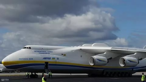 بالصور اكبر طائرة في العالم , معلومات ستدهشك عن اكبر طائرات العالم 1130