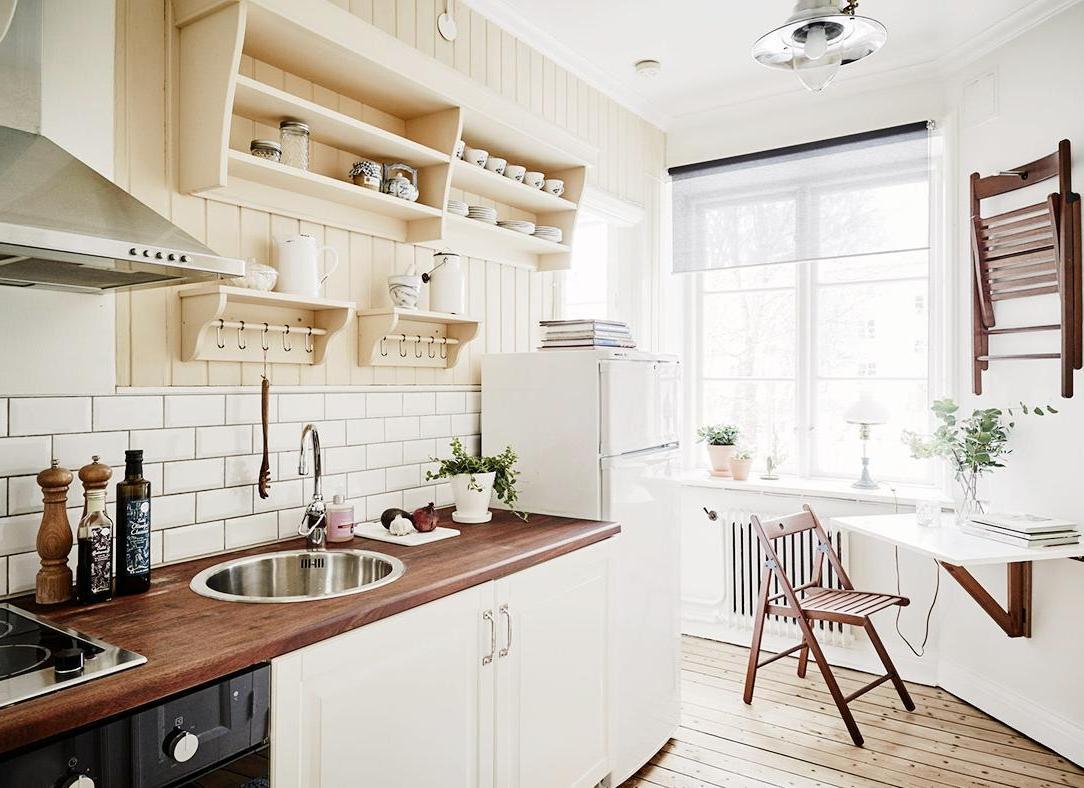 بالصور تصميم مطابخ صغيرة , اجمل الصور لديكورات المطبخ الضيق 1138 10