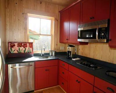 بالصور تصميم مطابخ صغيرة , اجمل الصور لديكورات المطبخ الضيق 1138 2