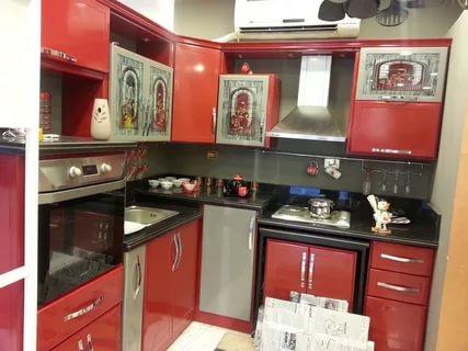 بالصور تصميم مطابخ صغيرة , اجمل الصور لديكورات المطبخ الضيق 1138 6