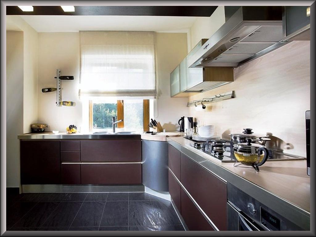 بالصور تصميم مطابخ صغيرة , اجمل الصور لديكورات المطبخ الضيق 1138 7