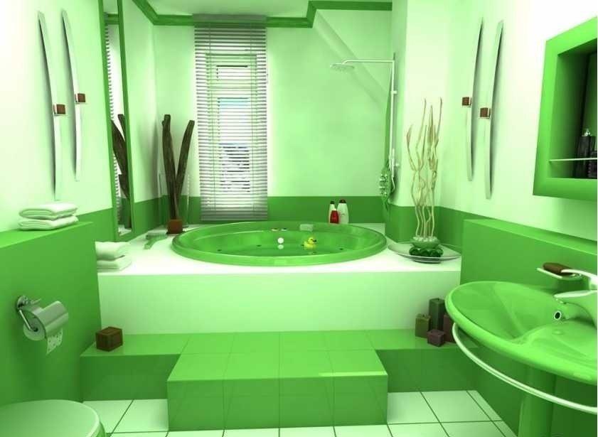 صورة ديكورات حمامات , احدث الديكور العصري والجديد للحمامات الكبيرة 1141 9