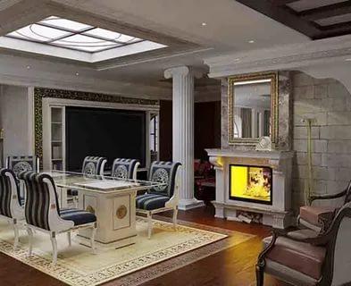 بالصور تصميم داخلي , احدث تصميمات الديكور الداخلية للمنزل او الفيلا 1169 5