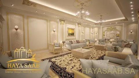 بالصور تصميم داخلي , احدث تصميمات الديكور الداخلية للمنزل او الفيلا 1169 6