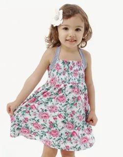 صوره صور فساتين اطفال , احدث التصاميم والموديلات لفساتين الاطفال