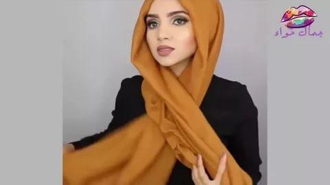 بالصور حجابات 2019 , موضة الحجاب العصرى فى 2019 1210 10