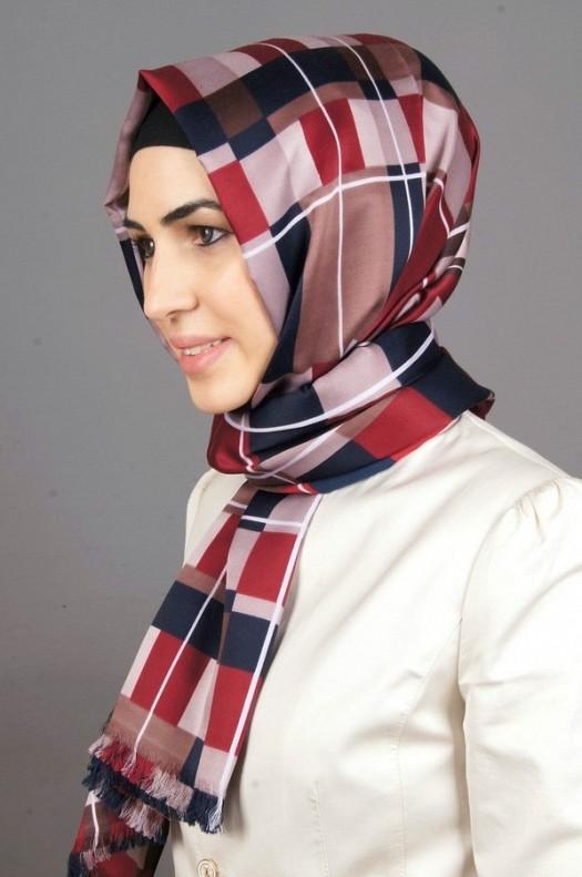 بالصور حجابات 2019 , موضة الحجاب العصرى فى 2019 1210 2