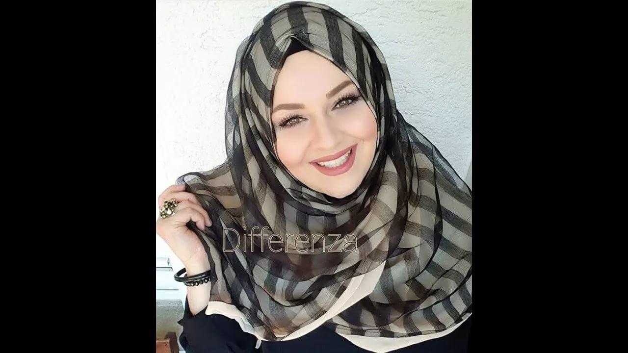 بالصور حجابات 2019 , موضة الحجاب العصرى فى 2019 1210 3