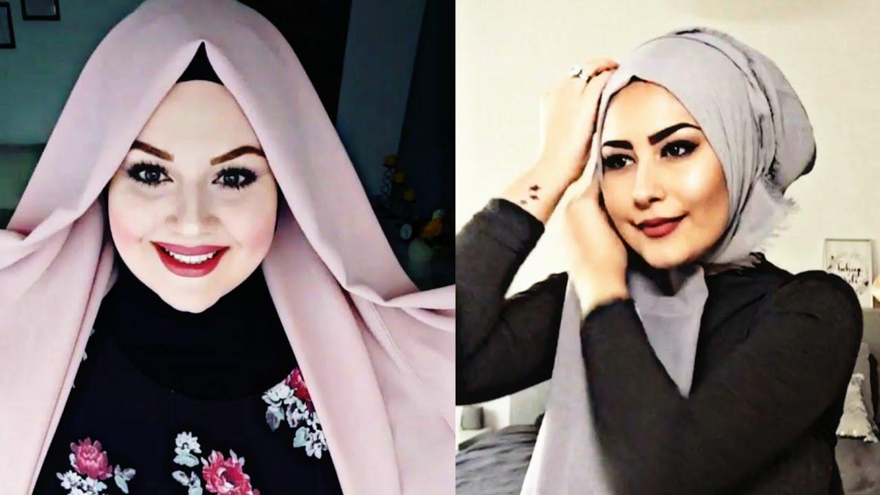 بالصور حجابات 2019 , موضة الحجاب العصرى فى 2019 1210 7