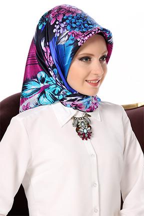 بالصور حجابات 2019 , موضة الحجاب العصرى فى 2019 1210 9