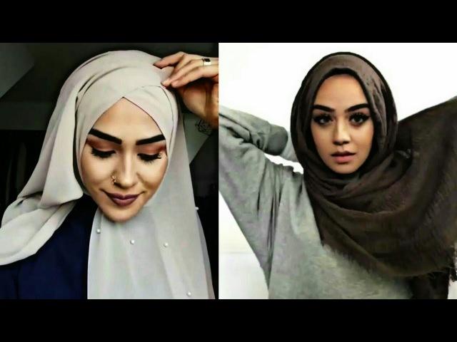 بالصور حجابات 2019 , موضة الحجاب العصرى فى 2019 1210