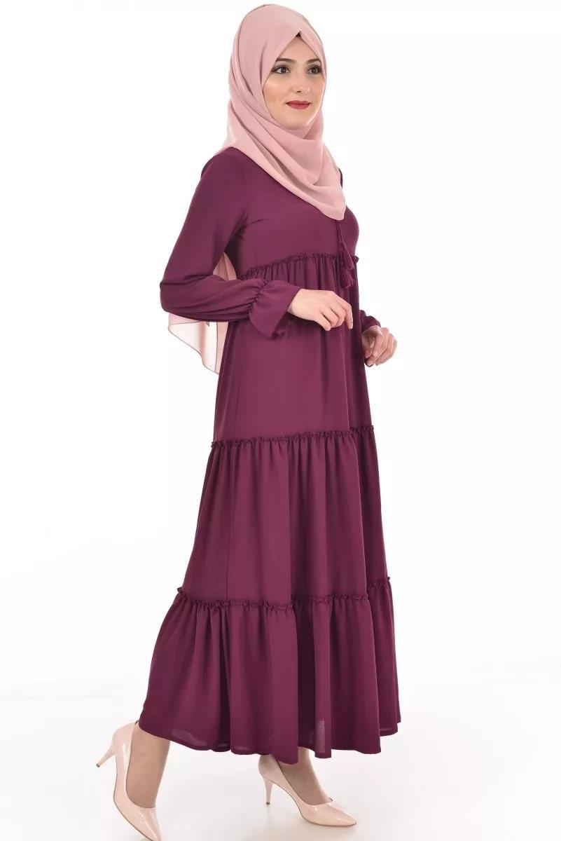 بالصور فساتين روعه , تصميمات فخمة لفستان خروج رائع 1216 7