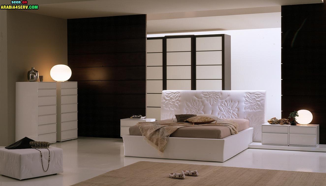 بالصور غرف نوم مودرن ايطالى , اجمل التصميمات الايطالية لغرفة نوم عصرية مريحة 1221 2