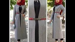 بالصور ملابس محجبات كاجوال , احدث التصميمات الكاجوال للمحجبات 1246 6