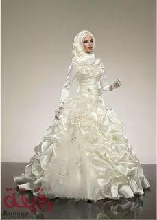 بالصور فساتين اعراس , احدث التصميمات العصرية لفساتين الزفاف 1250 10