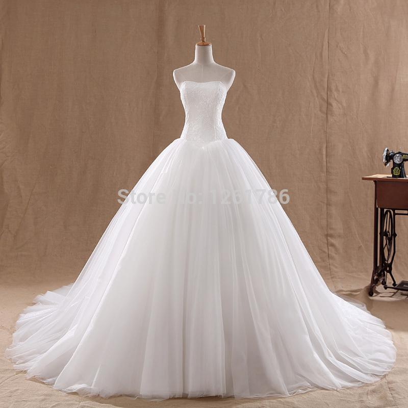 بالصور فساتين اعراس , احدث التصميمات العصرية لفساتين الزفاف 1250 3