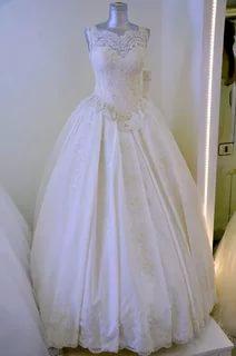 بالصور فساتين اعراس , احدث التصميمات العصرية لفساتين الزفاف 1250 7