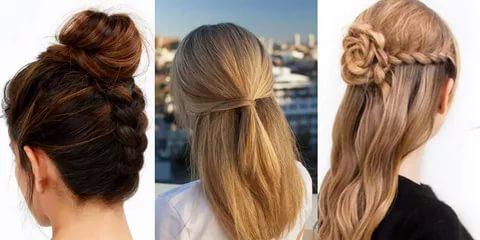 بالصور تسريحات بسيطة للشعر الطويل , اجمل صور الشعر الطويل وطريقة تسريحة 1260 2