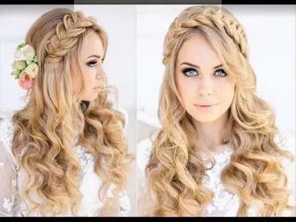 صور تسريحات بسيطة للشعر الطويل , اجمل صور الشعر الطويل وطريقة تسريحة