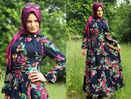 صور حجابات مخيطة , اجمل الصور للحجاب التفصيل