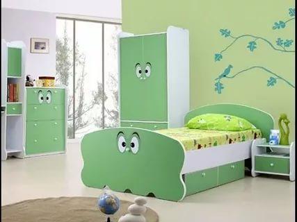 بالصور غرف نوم اطفال مودرن , اجمل التصميمات العصرية لغرفة طفلك اختارى منها 1271 5