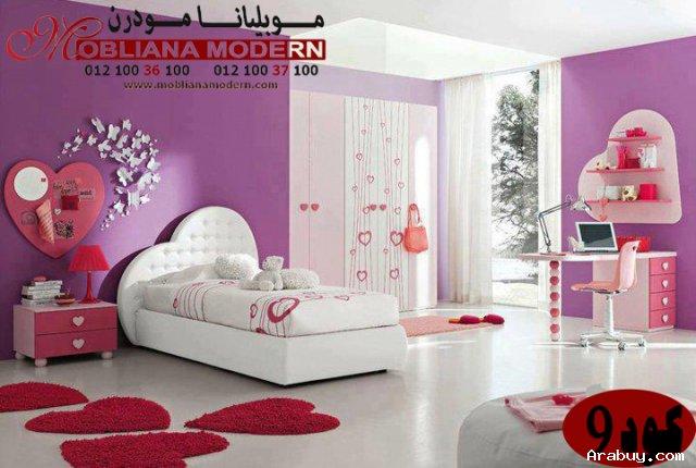 بالصور غرف نوم اطفال مودرن , اجمل التصميمات العصرية لغرفة طفلك اختارى منها 1271 7
