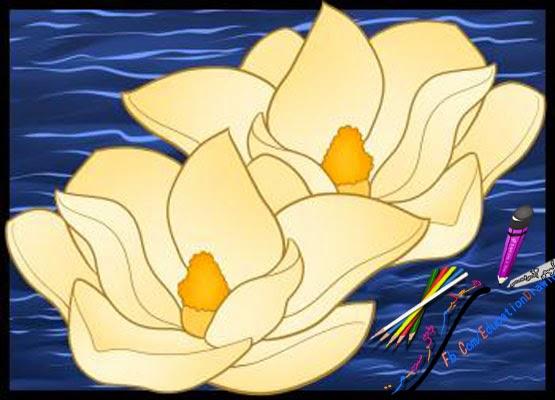 بالصور رسومات جميلة وسهلة , صور جميلة للرسمة السهلة للمبتدئين 1281 8