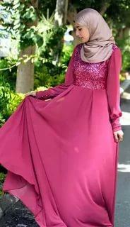 بالصور لبس بنات محجبات , احدث الموضات لملابس المحجبات 1302 8