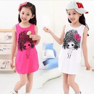 بالصور ملابس بيت , اجمل فساتين البيت للفتيات الصغار 1306 5
