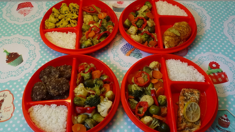 بالصور وجبات صحية , الذ وجبة صحية بتحضير سريع 1317