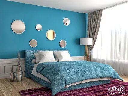 بالصور الوان غرف نوم , احدث الالوان لغرفة النوم العصرية 1323 4