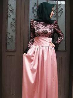بالصور فساتين دانتيل , تصميمات جميلة ورقيقة لفساتين الدنتيل 1328 4