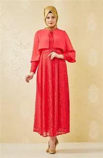 صوره ملابس سهرة , اجمل لباس سوارية للمحجبات