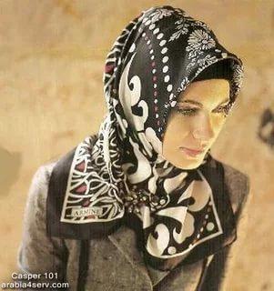 بالصور موضة الحجاب , اجدد صيحات الموضة للحجاب هذا الموسم 1378 1
