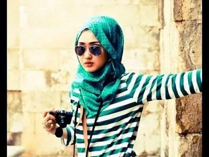 بالصور موضة الحجاب , اجدد صيحات الموضة للحجاب هذا الموسم 1378 6
