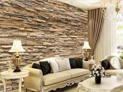 بالصور اشكال ورق جدران , اخفاء عيوب الجدران واطلالات عصرية من خلال ورق الحائط 1466 10