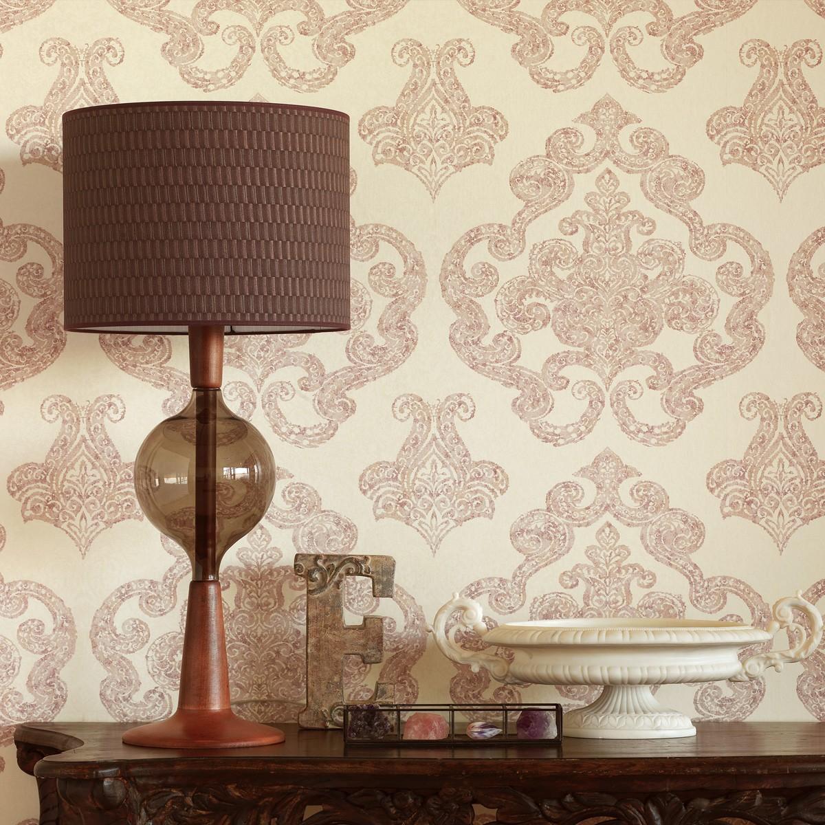 بالصور اشكال ورق جدران , اخفاء عيوب الجدران واطلالات عصرية من خلال ورق الحائط 1466 5