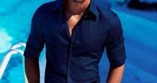 صور قميص رجالي , اختيار القميص المناسب من اسرار جذب النساء